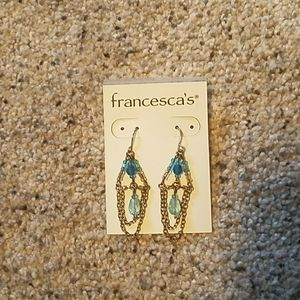 Free! Francescas earrings